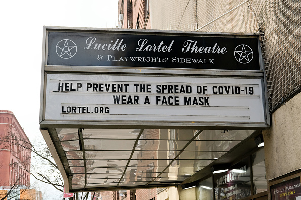Greenwich Village「Theaters Across New York City Remain Dark」:写真・画像(8)[壁紙.com]