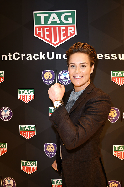 Gerardo Mora「TAG Heuer Celebrates Partnership With Orlando City SC And Orlando Pride」:写真・画像(4)[壁紙.com]