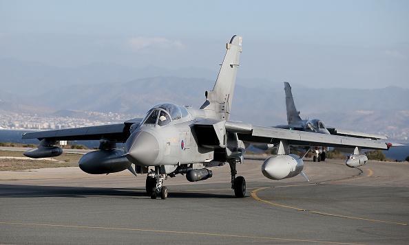 Republic Of Cyprus「British Fighter Jets At RAF Akrotiri in Cyprus」:写真・画像(1)[壁紙.com]