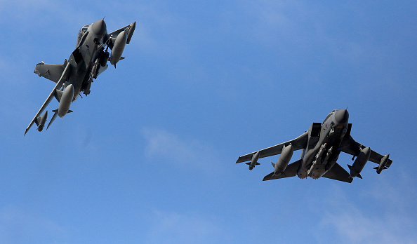 Republic Of Cyprus「British Fighter Jets At RAF Akrotiri in Cyprus」:写真・画像(7)[壁紙.com]