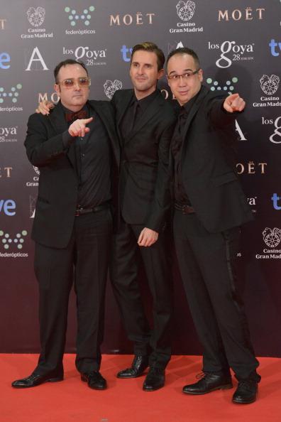 El Juli「Goya Cinema Awards 2014 - Red Carpet」:写真・画像(17)[壁紙.com]