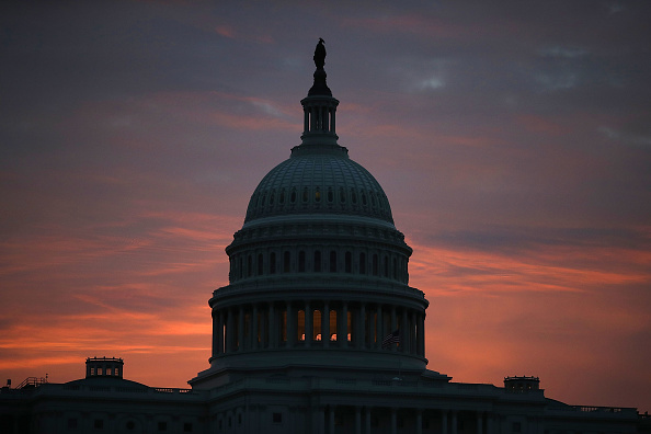 Capitol Hill「House Intelligence Committee Holds Closed Briefing On Russia Investigation」:写真・画像(7)[壁紙.com]