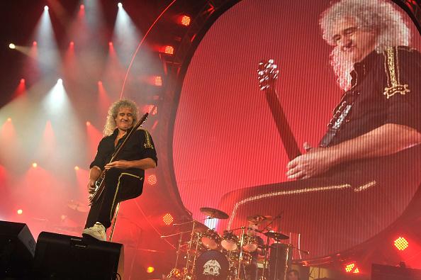 Rock Music「Queen & Adam Lambert Perform At The 02 Arena」:写真・画像(12)[壁紙.com]