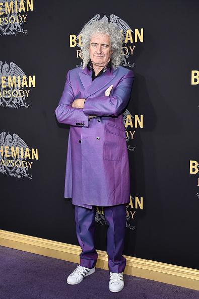 "Brian May「""Bohemian Rhapsody"" New York Premiere」:写真・画像(13)[壁紙.com]"