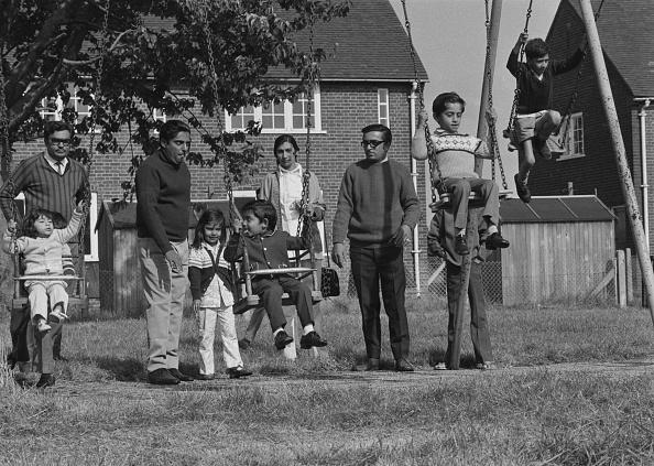 Indian Subcontinent Ethnicity「Ugandan Asians Arrive In Britain」:写真・画像(19)[壁紙.com]