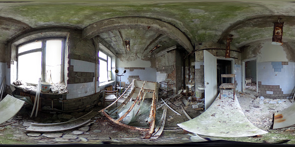 Deterioration「Inside The Chernobyl Exclusion Zone In 360 Degree Views」:写真・画像(7)[壁紙.com]