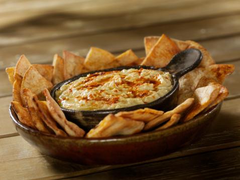 Crunchy「Hummus with Pita Chips」:スマホ壁紙(17)
