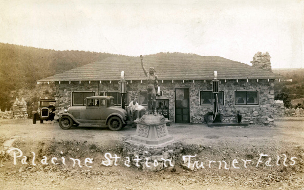 Rest Area「1920s Oklahoma Gas Station」:写真・画像(7)[壁紙.com]