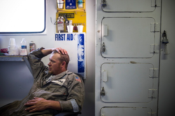 Shale「Oil Boom Shifts The Landscape Of Rural North Dakota」:写真・画像(19)[壁紙.com]