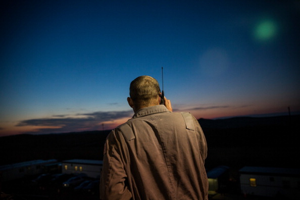 Shale「Oil Boom Shifts The Landscape Of Rural North Dakota」:写真・画像(7)[壁紙.com]