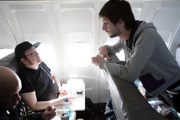 "Passenger Cabin「MTV Presents ""Infinity Flight 206 With Fall Out Boy""」:写真・画像(3)[壁紙.com]"