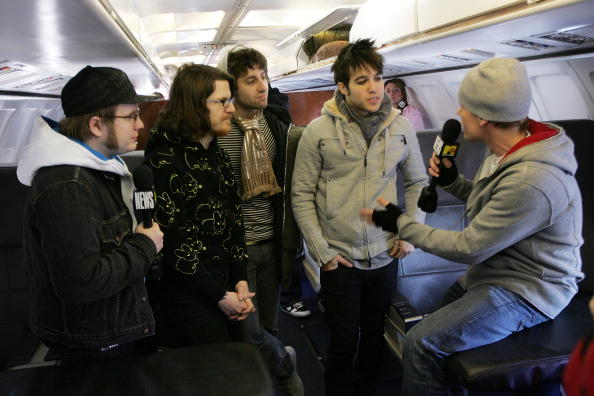 "Passenger Cabin「MTV Presents ""Infinity Flight 206 With Fall Out Boy""」:写真・画像(19)[壁紙.com]"