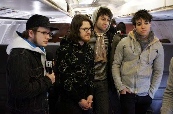"Passenger Cabin「MTV Presents ""Infinity Flight 206 With Fall Out Boy""」:写真・画像(10)[壁紙.com]"