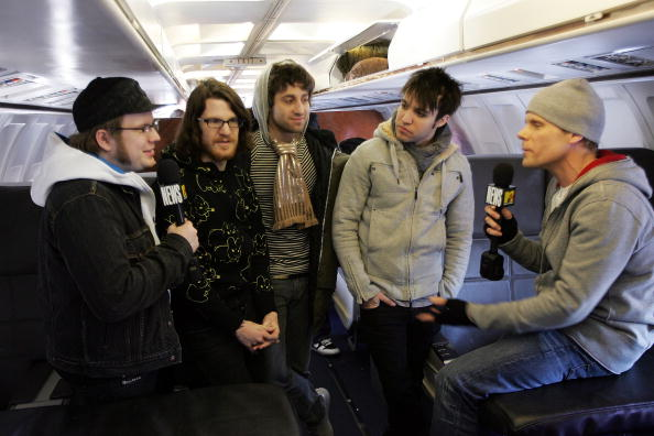 "Passenger Cabin「MTV Presents ""Infinity Flight 206 With Fall Out Boy""」:写真・画像(15)[壁紙.com]"