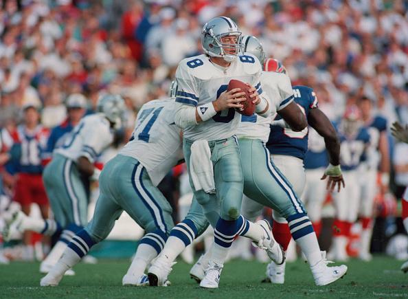 Dallas Cowboys「Super Bowl XXVII」:写真・画像(3)[壁紙.com]