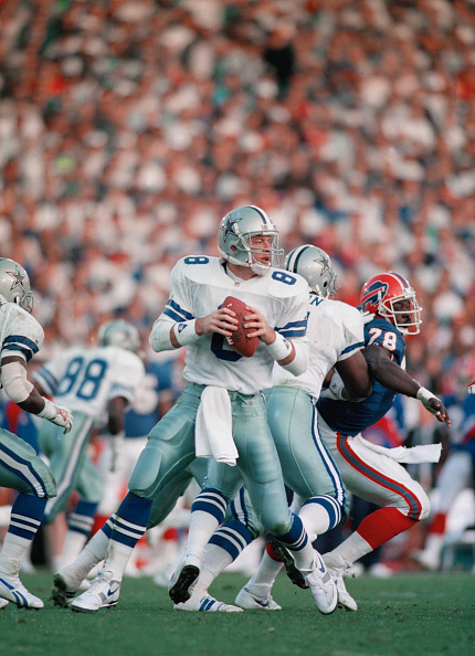 Dallas Cowboys「Super Bowl XXVII」:写真・画像(10)[壁紙.com]