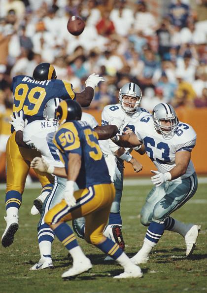 Dallas Cowboys「Dallas Cowboys vs Los Angeles Rams」:写真・画像(15)[壁紙.com]