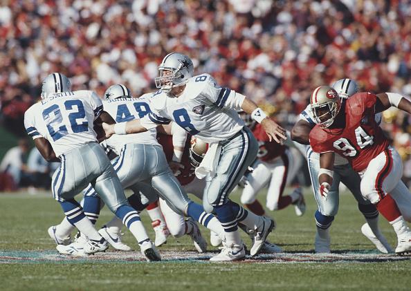 Dallas Cowboys「Dallas Cowboys vs San Francisco 49ers」:写真・画像(19)[壁紙.com]