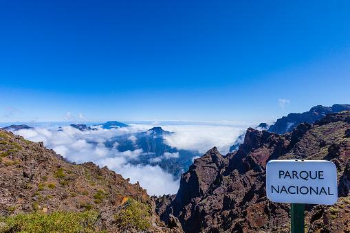 Caldera「Caldera de Taburiente National Park, La Palma」:スマホ壁紙(16)