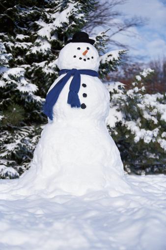 雪だるま「Snowman」:スマホ壁紙(13)