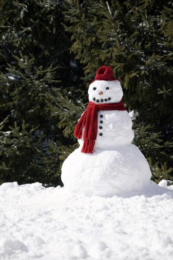 雪だるま「Snowman」:スマホ壁紙(18)