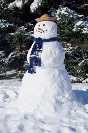 雪だるま「Snowman」:スマホ壁紙(7)