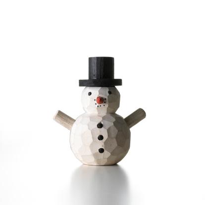 雪だるま「Snowman」:スマホ壁紙(17)