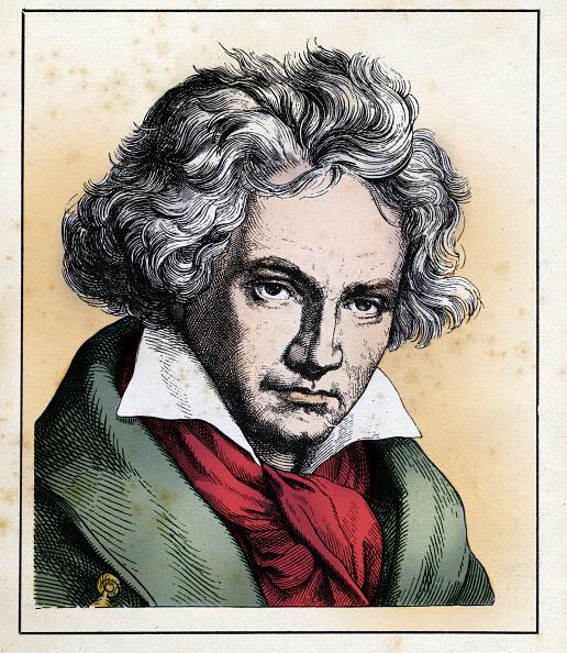 Engraved Image「Ludwig Van Beethoven」:写真・画像(16)[壁紙.com]