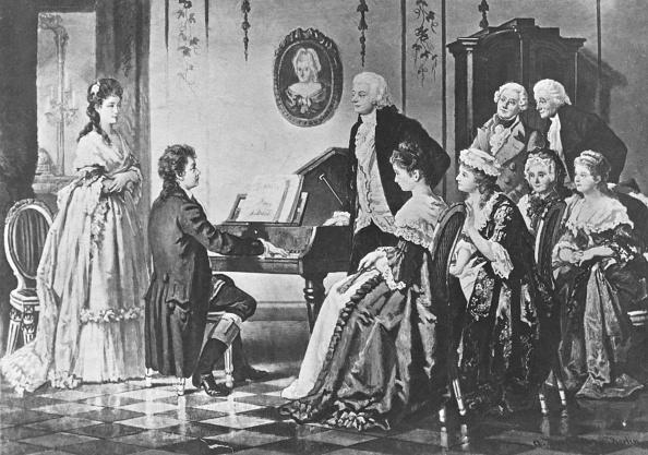 Classical Musician「Recital For Razumovskys」:写真・画像(2)[壁紙.com]
