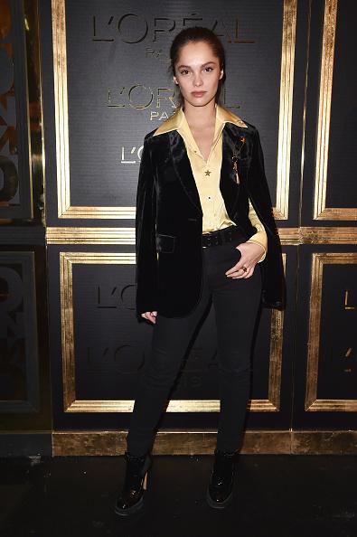 Black Jeans「Gold Obsession Party - L'Oreal Paris : Photocall  - Paris Fashion Week Womenswear Spring/Summer 2017」:写真・画像(16)[壁紙.com]