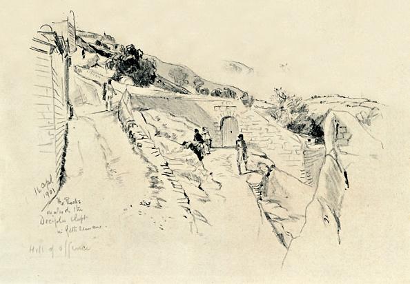 Footpath「On The Mount Of Olives」:写真・画像(7)[壁紙.com]