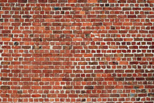 Brick Wall「Urban background UK - Red brick wall」:スマホ壁紙(19)