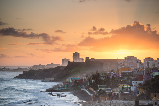 Indigenous Culture「Old San Juan, Puerto Rico」:スマホ壁紙(10)