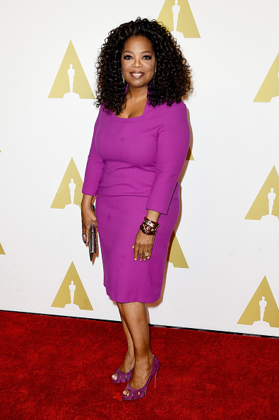 Oprah Winfrey「87th Annual Academy Awards Nominee Luncheon - Arrivals」:写真・画像(4)[壁紙.com]