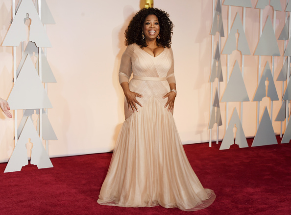 Oprah Winfrey「87th Annual Academy Awards - Arrivals」:写真・画像(1)[壁紙.com]