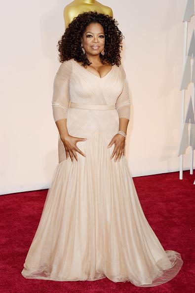 Oprah Winfrey「87th Annual Academy Awards - Arrivals」:写真・画像(11)[壁紙.com]