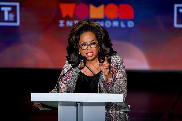 Oprah Winfrey「10th Anniversary Women In The World Summit」:写真・画像(18)[壁紙.com]
