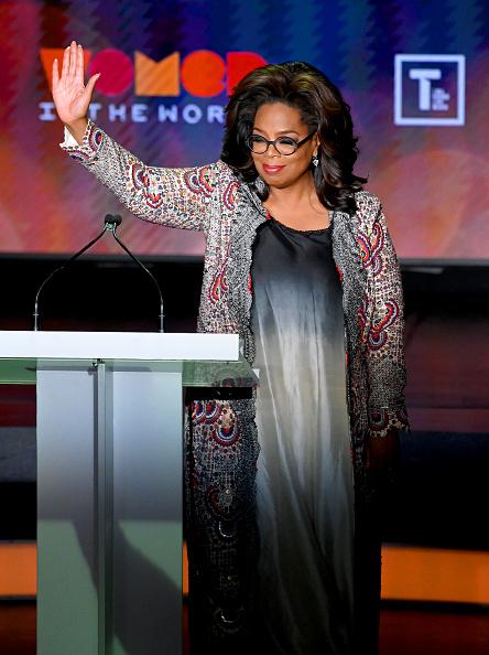 Oprah Winfrey「10th Anniversary Women In The World Summit」:写真・画像(7)[壁紙.com]