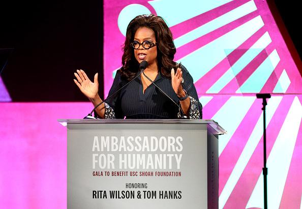 Oprah Winfrey「Ambassadors For Humanity Gala Benefiting USC Shoah Foundation Honoring Rita Wilson And Tom Hanks」:写真・画像(12)[壁紙.com]