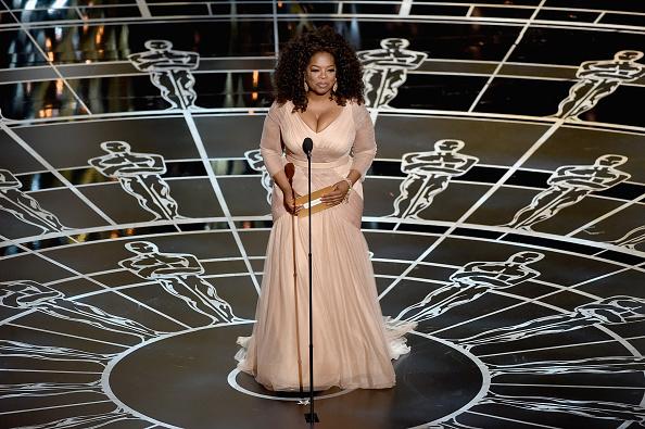 Oprah Winfrey「87th Annual Academy Awards - Show」:写真・画像(8)[壁紙.com]