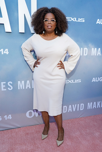 "Oprah Winfrey「Premiere Of OWN's ""David Makes Man"" - Red Carpet」:写真・画像(12)[壁紙.com]"