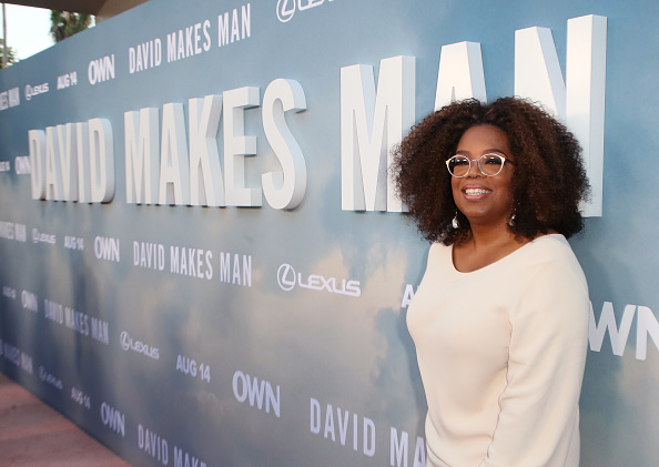 "Oprah Winfrey「Premiere Of OWN's ""David Makes Man"" - Arrivals」:写真・画像(3)[壁紙.com]"