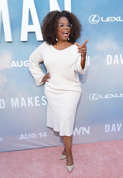 "Oprah Winfrey「Premiere Of OWN's ""David Makes Man"" - Red Carpet」:写真・画像(11)[壁紙.com]"