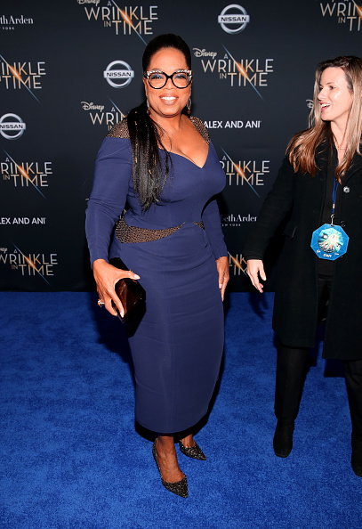 "A Wrinkle in Time「Premiere Of Disney's ""A Wrinkle In Time"" - Arrivals」:写真・画像(4)[壁紙.com]"