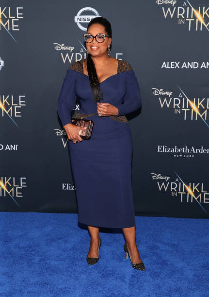 "Premiere Of Disney's ""A Wrinkle In Time"" - Arrivals:ニュース(壁紙.com)"