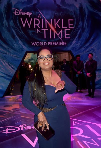 "Oprah Winfrey「Premiere Of Disney's ""A Wrinkle In Time"" - Red Carpet」:写真・画像(15)[壁紙.com]"