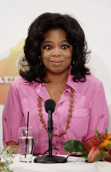 Making A Face「Oprah Winfrey Visits Australia - Day 7 」:写真・画像(14)[壁紙.com]