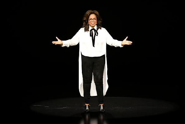 Oprah Winfrey「Apple Holds Product Launch Event In Cupertino」:写真・画像(11)[壁紙.com]