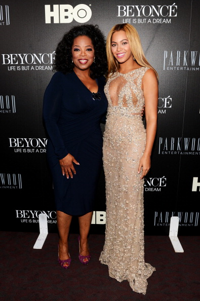 "Oprah Winfrey「HBO Documentary Film ""Beyonce: Life Is But A Dream"" New York Premiere - Red Carpet」:写真・画像(11)[壁紙.com]"