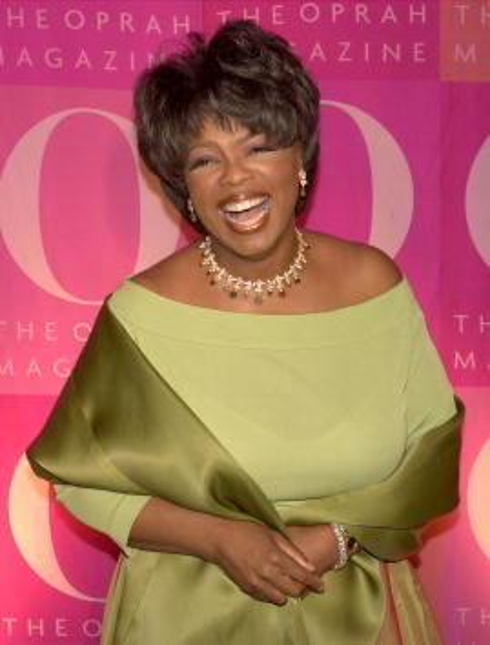 Oprah Winfrey「1st Anniversary Party for O Magazine」:写真・画像(5)[壁紙.com]
